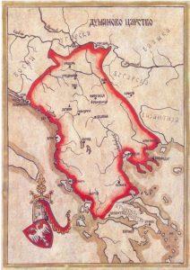 Dušanovo carstvo